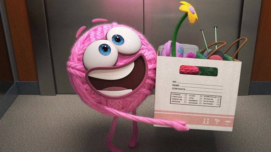 First look at new Pixar short Purl