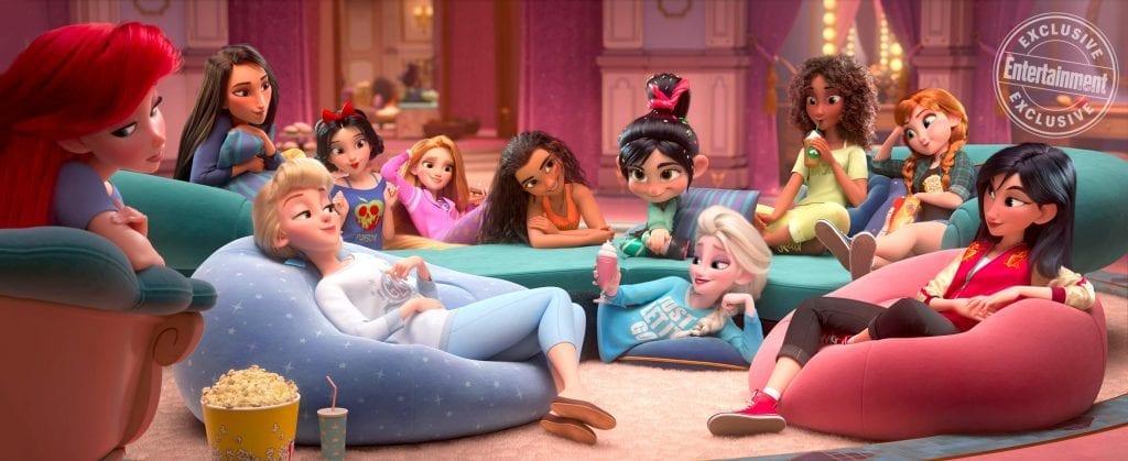 Ralph-Breaks-the-Internet-Princesses