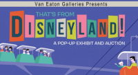 Van Eaton Galleries, specializing in art & collectibles related to animation, opened a special Disneyland exhibit to the public ahead of the auction later this month. The exhibit is free […]