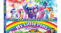 Fans of the original My Little Pony characters, will be happy to hear that the original 1986 movie will be coming to Blu-ray and DVD for the first time this […]