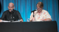 Captivating. Entrancing. Hypnotic. Whatever you want to call it, there was something magical in the air at Destination D as Bret Iwan and Bill Farmer took to the mics to […]