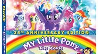 This year is the 35th anniversary of the My Little Pony franchise, and to celebrate, Hasbro and Lionsgate have released a double feature set of both the 1986 and 2017 […]