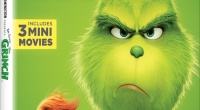 Universal Pictures releases Illumination's Dr. Seuss' The Grinch on digital January 22nd and on a multitude of disc formats—4k Ultra HD, 3D Blu-Ray, regular Blu-Ray, and basic DVD—this February 5th. […]