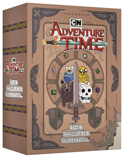Adventure Time' the Complete Series is Coming to DVD