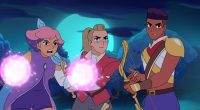 She-Ra and the Princesses of Power zeroes in on the rebellion's best friend squad and the Horde's evil trio in a second season that emphasizes relationship development and lays the […]