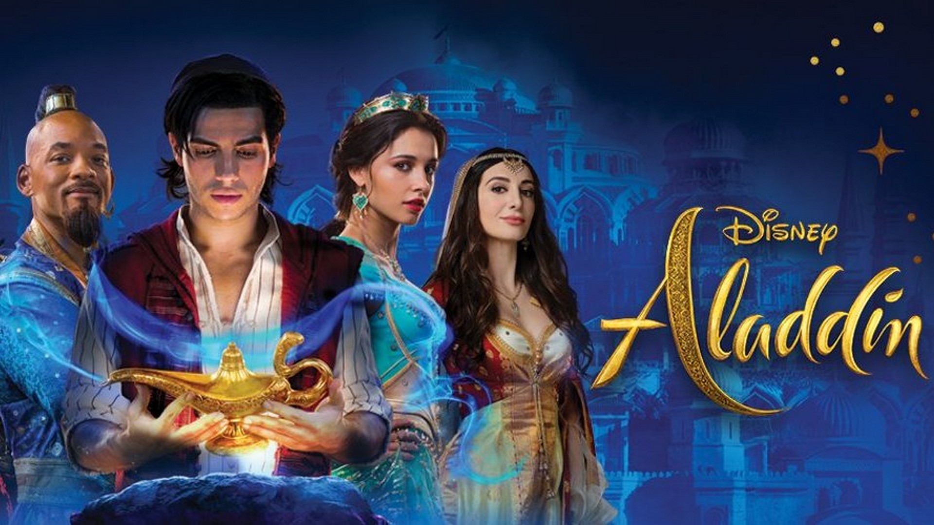 REVIEW] 'Aladdin' 2019: Shining, Shimmering, Soulless. | Rotoscopers