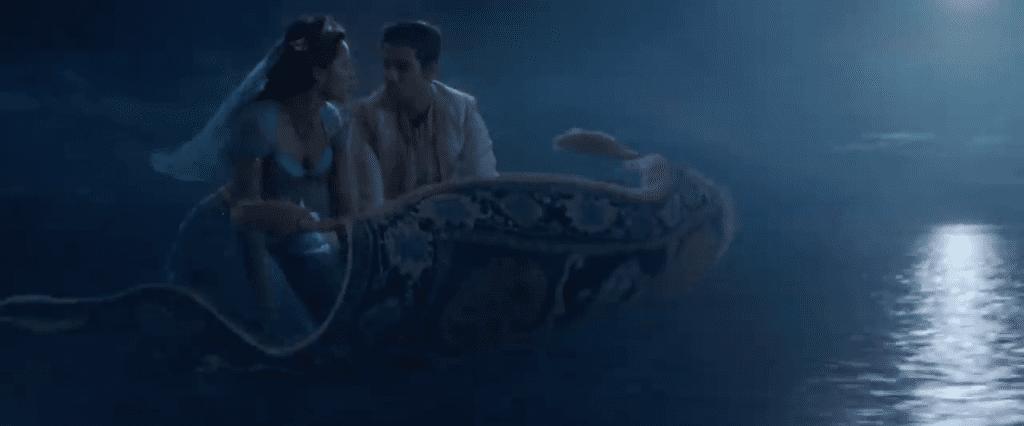 Aladdin Magic Carpet