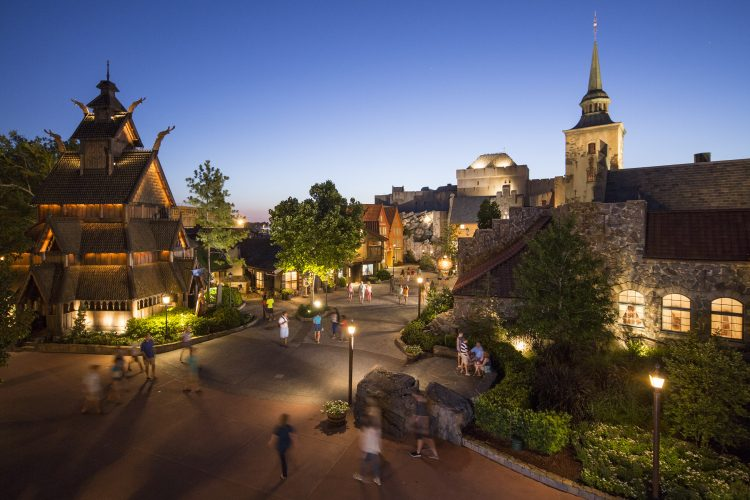 Epcot-Norway
