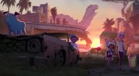 At the Annecy International Animated Film Festival this month, DreamWorks Animation revealed a teaser trailer for a new original series, Kip and the Age of  Wonderbeasts. The show promises an […]