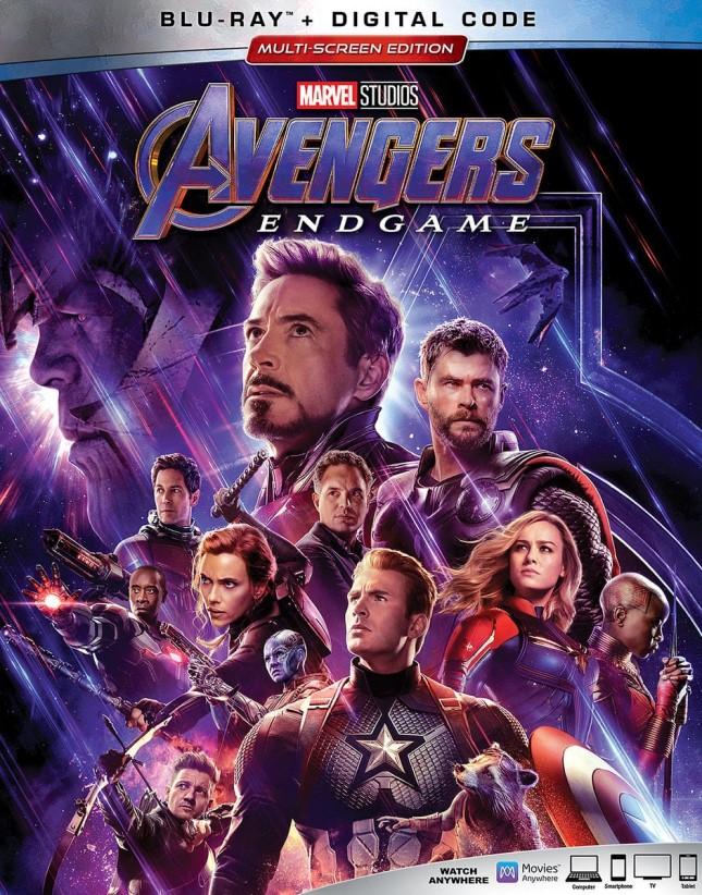 [Blu-ray Review] Avengers: Endgame