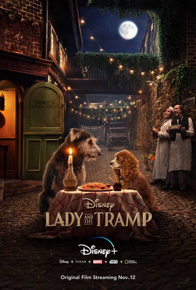 Lady-Tramp-2019-Poster