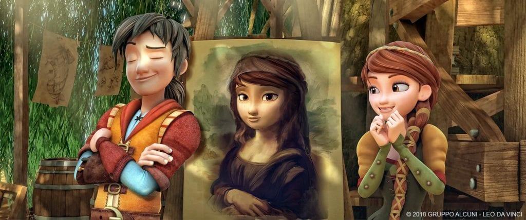 [REVIEW] 'Leo Da Vinci: Mission Mona Lisa'