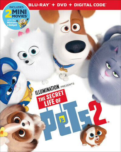 [BLU-RAY REVIEW] 'The Secret Life of Pets 2'