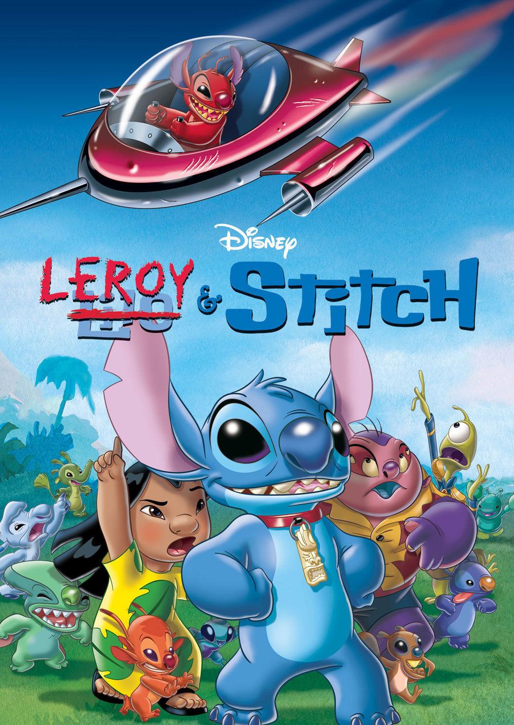Leroy-Stitch