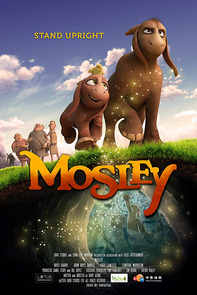 [TRAILER] Final Trailer for 'Mosley'