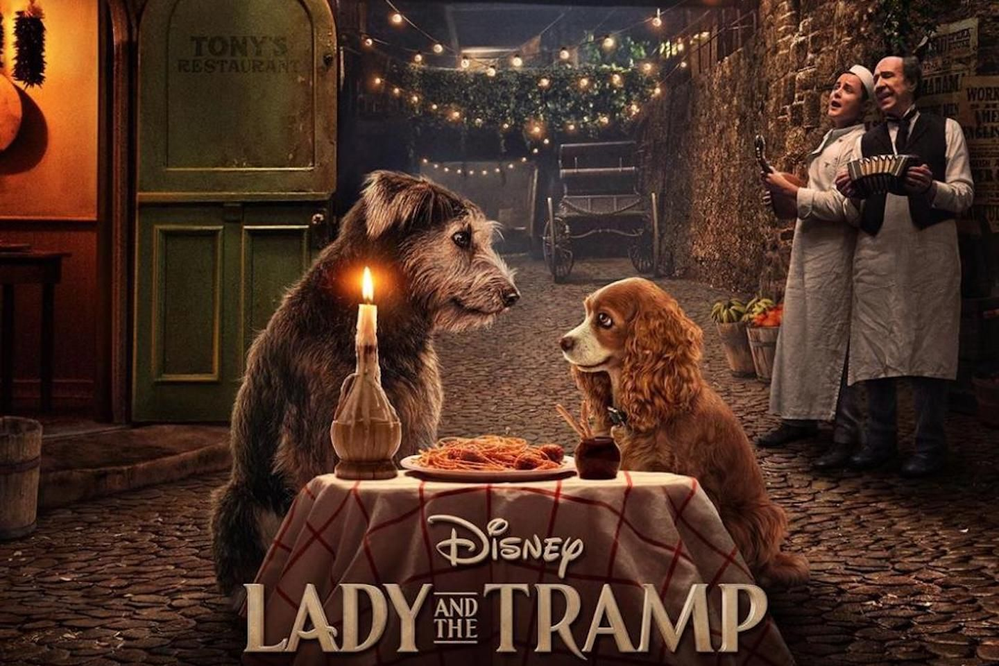 Review Lady And The Tramp Is A Magical Mess Rotoscopers