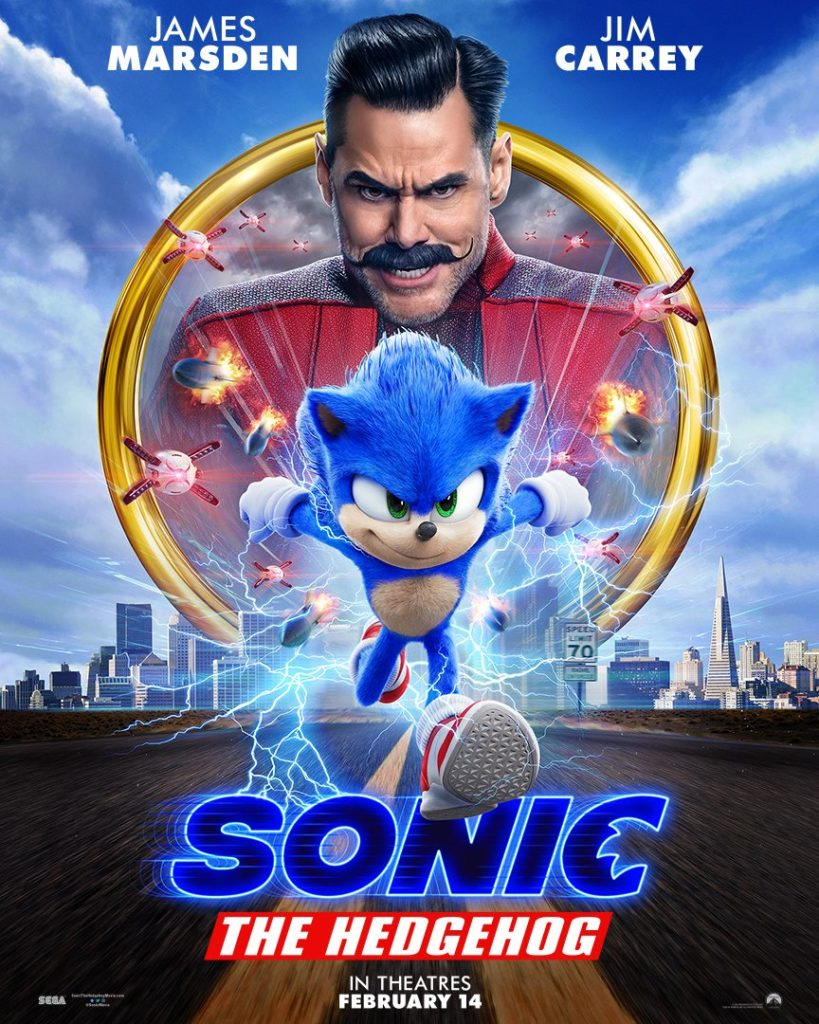 [TRAILER] 'Sonic the Hedgehog' Gets Dashing New Look in New Trailer