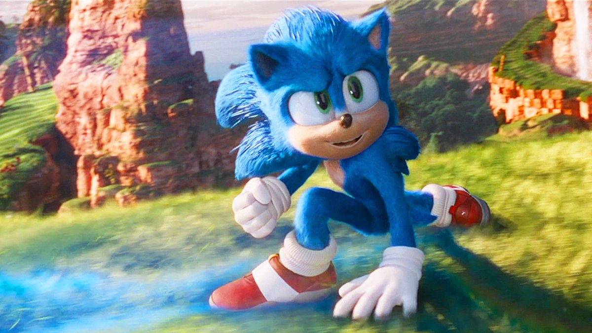Trailer Sonic The Hedgehog Gets Dashing New Look In New Trailer Rotoscopers