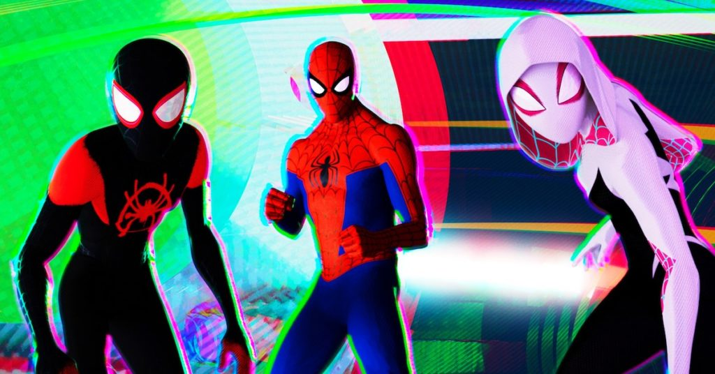 'Spider-Man: Into the Spider-Verse' Sequel Swings into 2022