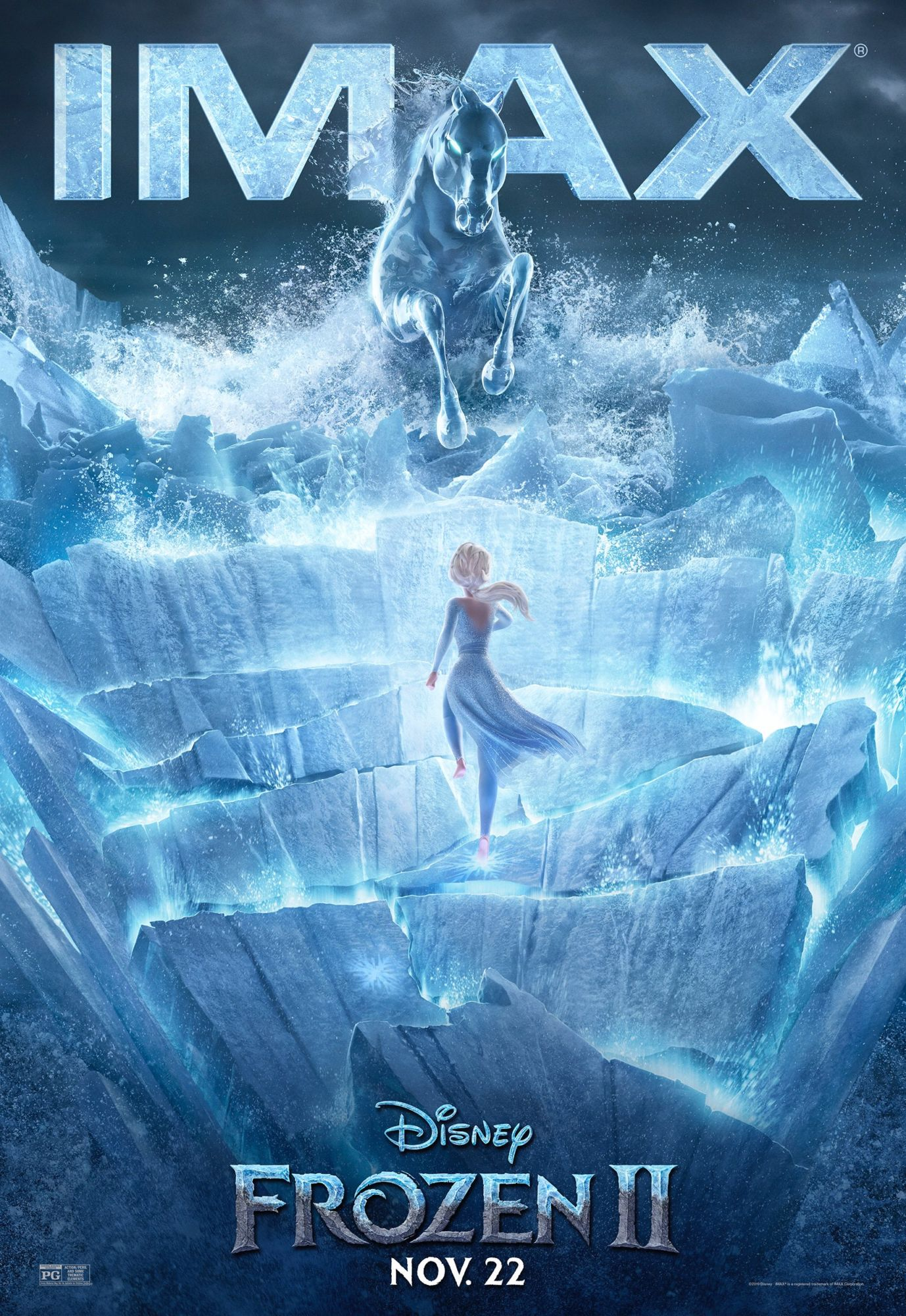 Image result for frozen 2 poster 2019