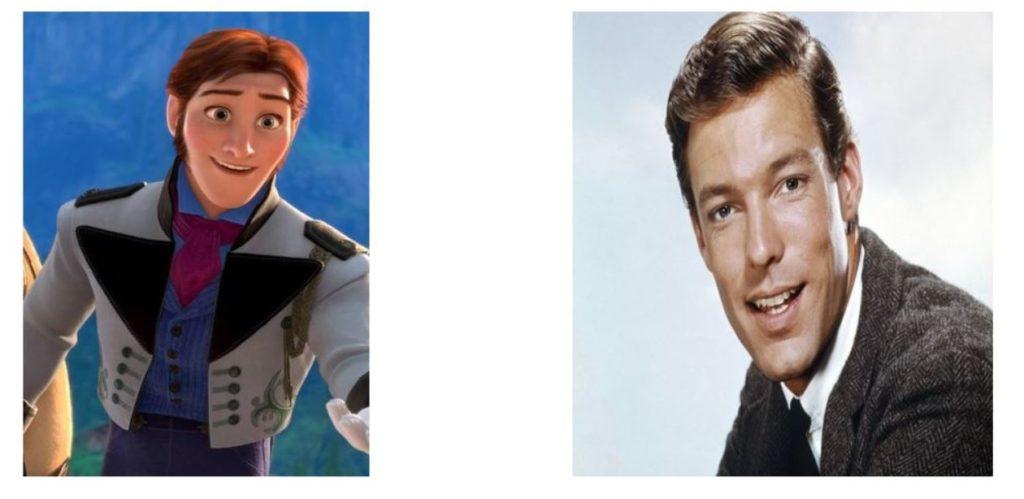 [FROZEMBER] 'Frozen' Voice Cast If It Were Made During Walt's Era