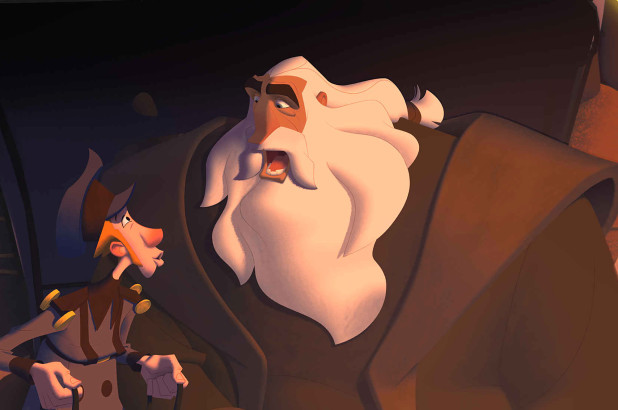 [REVIEW] 'Klaus' Works Wonders in Animation and Holiday Fair