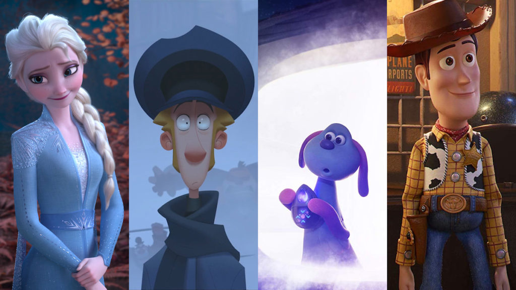 'Frozen II', 'Klaus', 'A Shaun the Sheep Movie: Farmageddon', and 'Toy Story 4' were nominated for Best Animated Film.