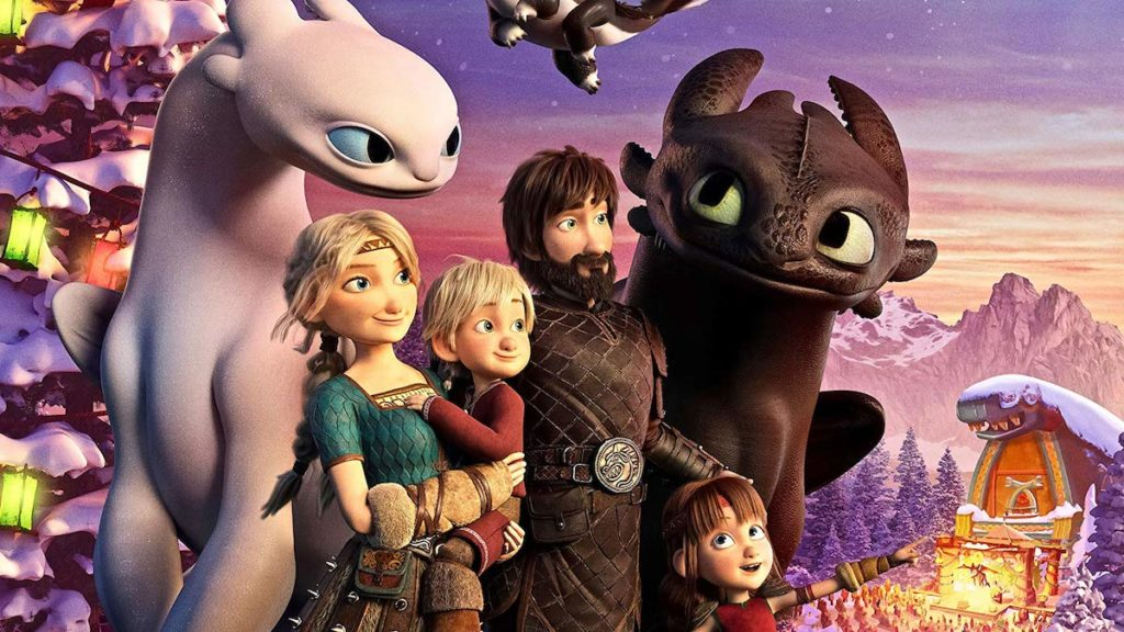 'How to Train Your Dragon: Homecoming'
