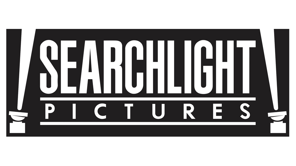 The new Searchlight Pictures logo.