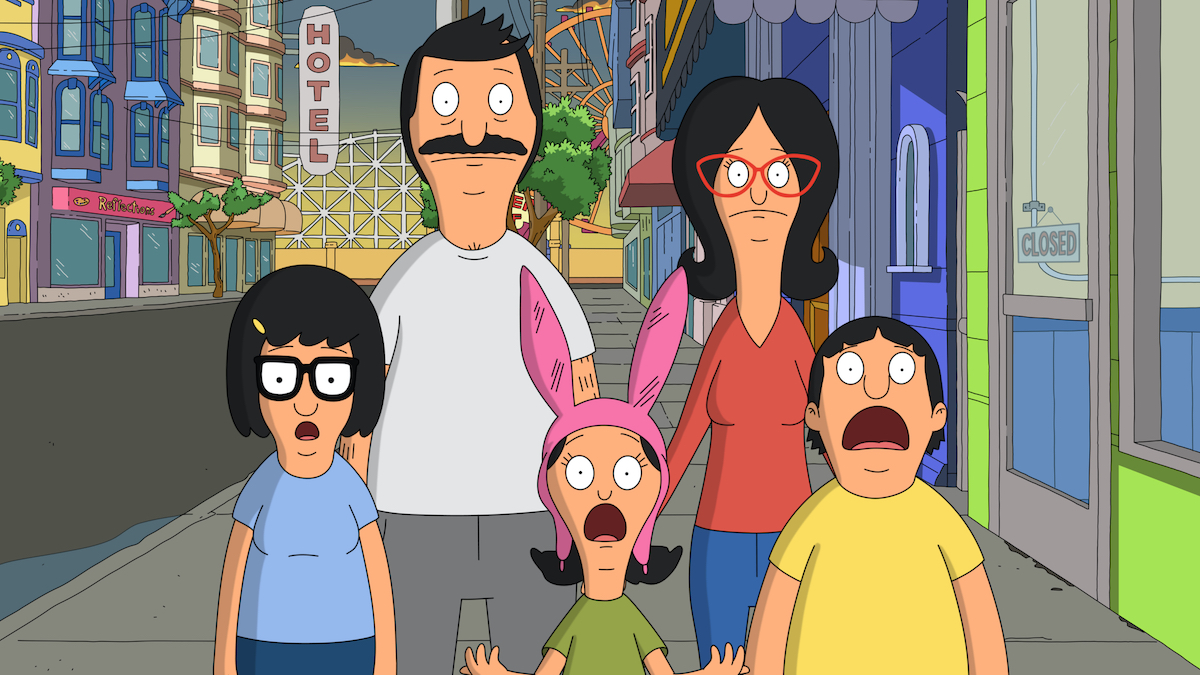 Bob's Burgers: The Movie' Delayed to April 2021 | Rotoscopers