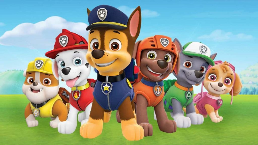 Paw Patrol The Movie Rolling Out In August 2021 Rotoscopers