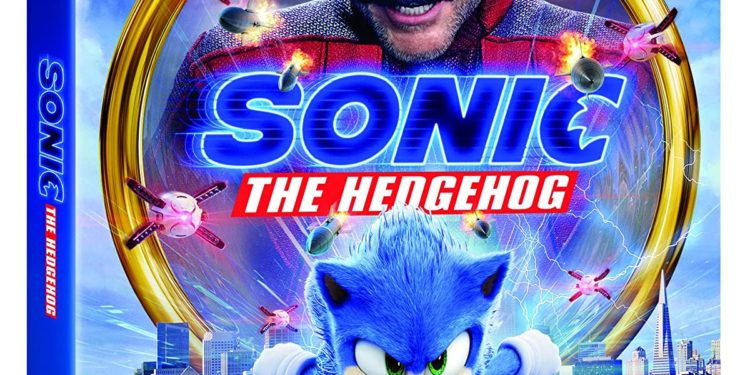 Review Sonic The Hedgehog Blu Ray Rotoscopers
