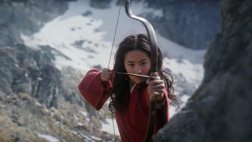 Disney's live-action Mulan
