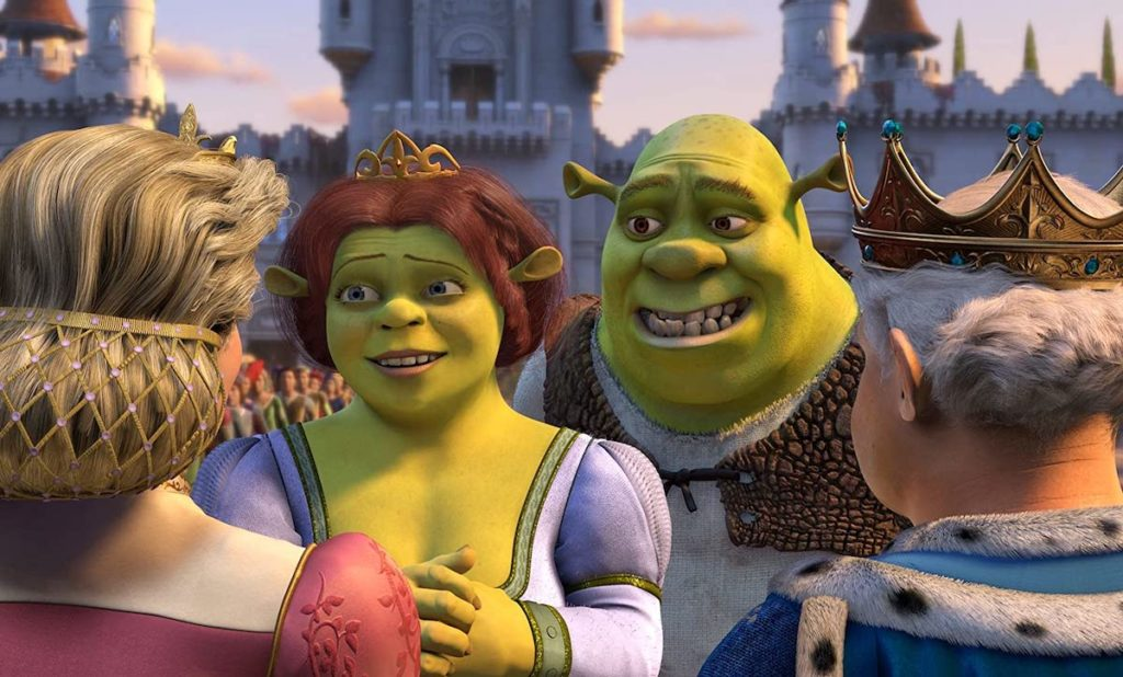 'Shrek 2' (2004) was the biggest success of Asbury's career, becoming the highest-grossing animated feature at the time before 'Toy Story 3' (2010).