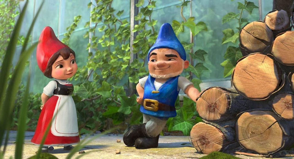Asbury personally considered directing 'Gnomeo and Juliet' (2011) to be the high point of his career.
