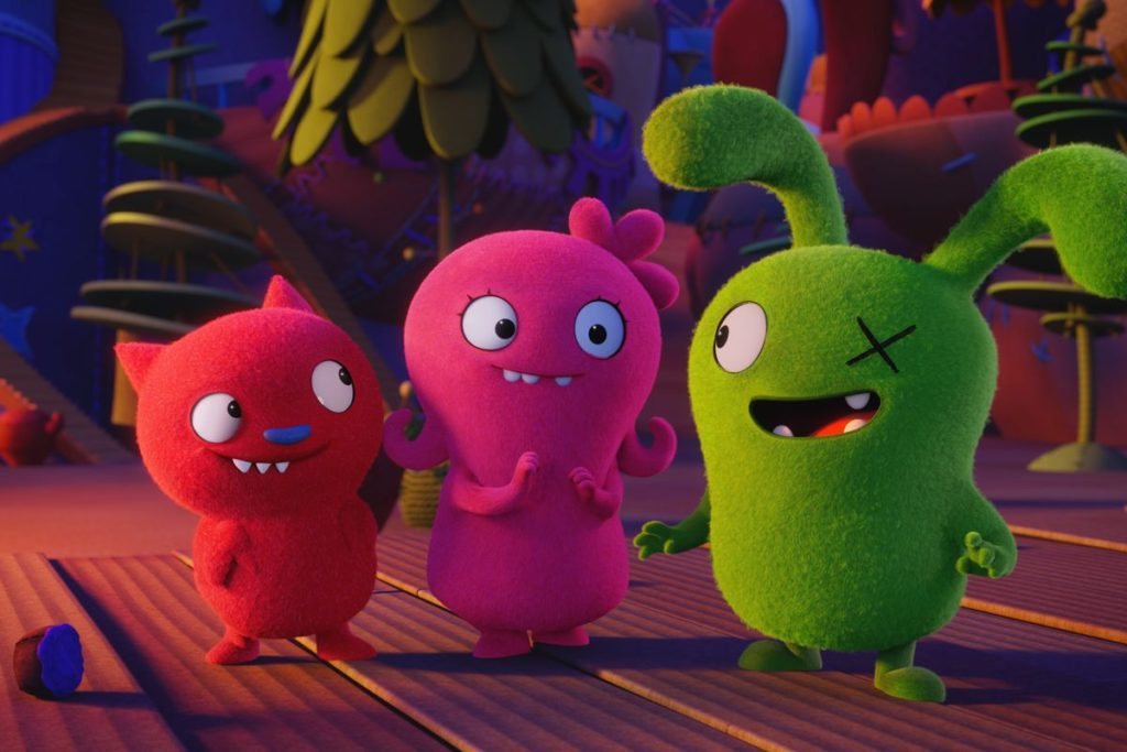 Asbury and his team at Reel FX completed 'UglyDolls' (2019) in a very compressed timeframe of one year.