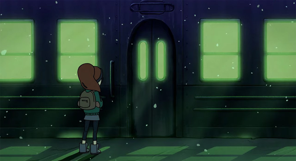 Tulip at the Infinity Train