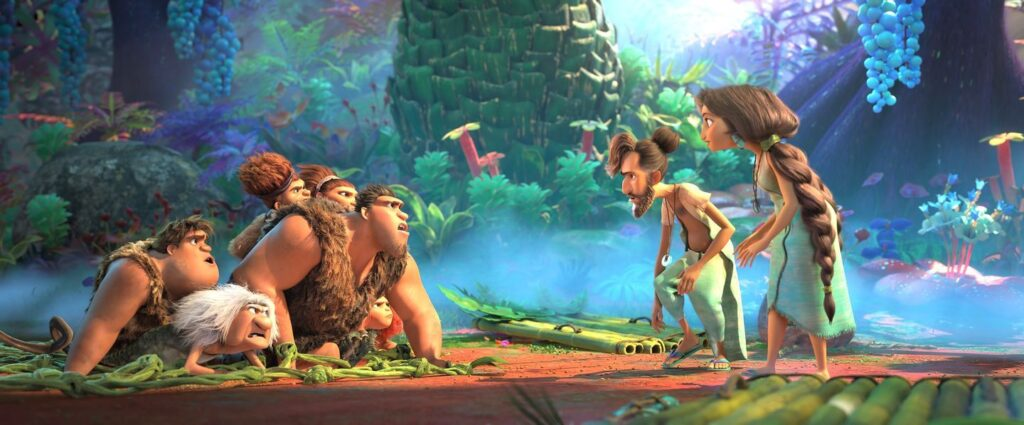The Croods meet the Bettermans