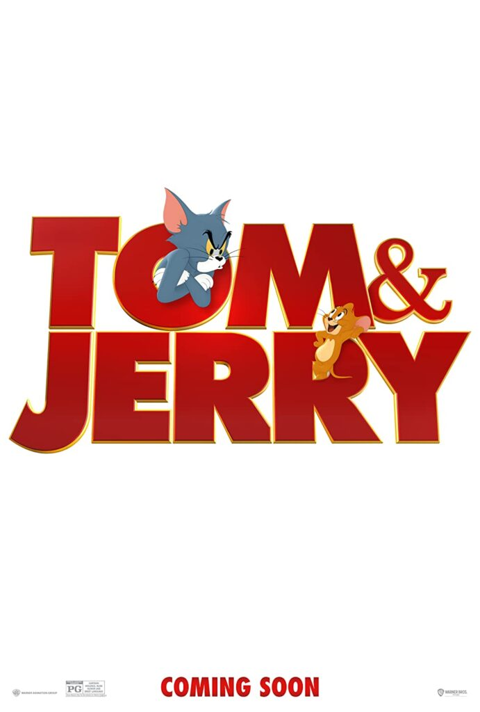 'Tom & Jerry' poster
