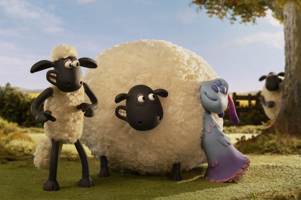'A Shaun the Sheep Movie: Farmageddon'