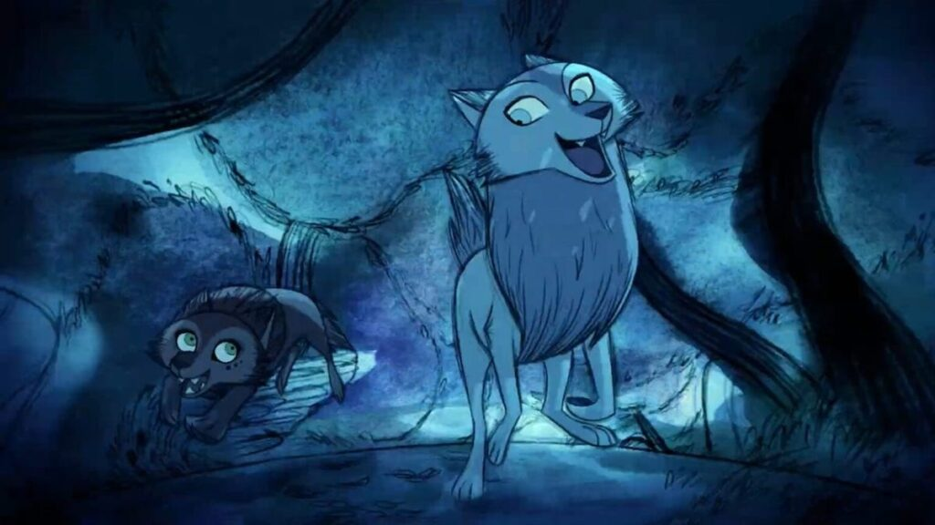 'Wolfwalkers'