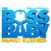 'The Boss Baby: Family Business' logo